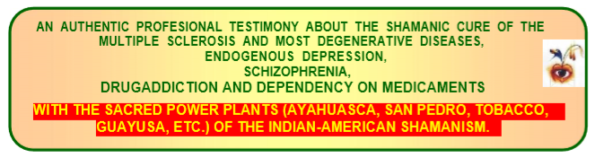 Healing with Sacred Power plAnts Ayahuasca and San Pedro