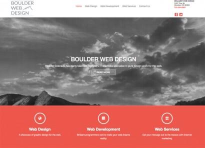 Boulder Web Design