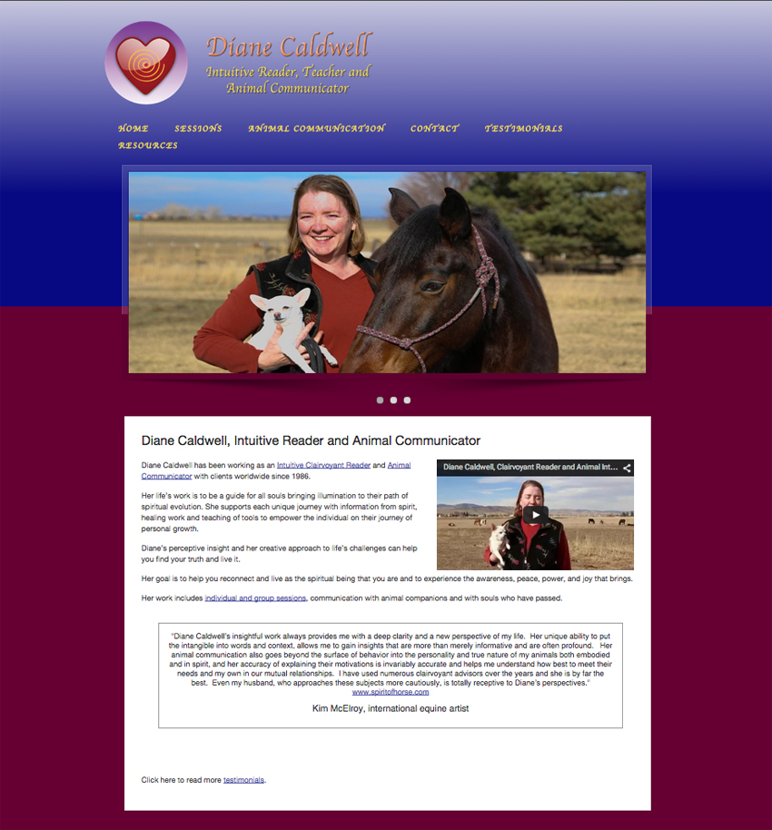 Psychic Website