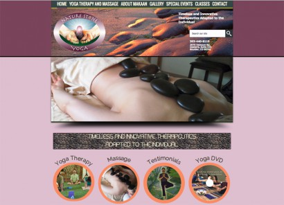 Nature Stone Yoga