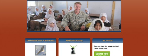 Veterans Peace of Mind Project